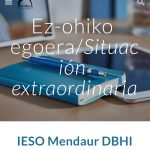 Site IESO Mendaur DBHO