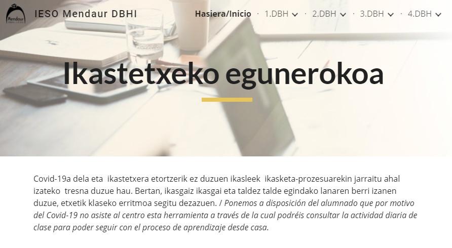 Site IESO Mendaur DBHI
